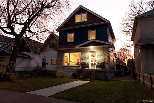 Main Photo: 209 Hill Street in Winnipeg: Norwood Residential for sale (2B)  : MLS® # 1727710
