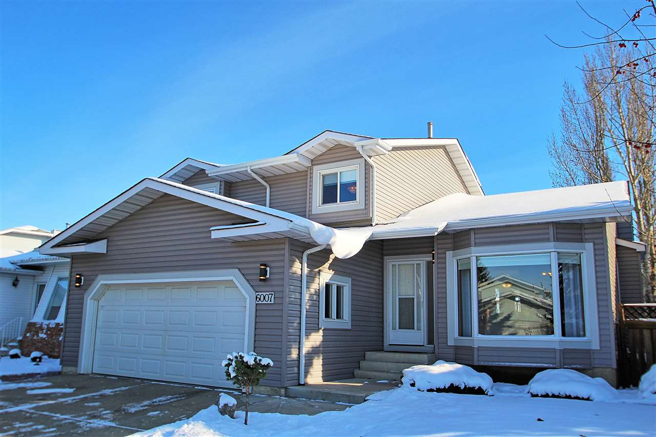Main Photo: 6007 183 Street in Edmonton: Zone 20 House for sale : MLS® # E4087591