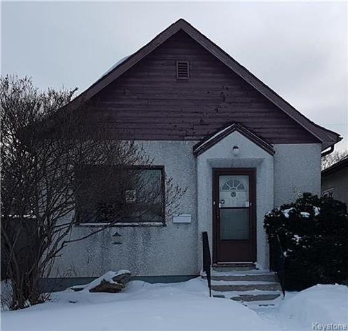 Main Photo: 560 McAdam Avenue in Winnipeg: Residential for sale (4D)  : MLS®# 1804139