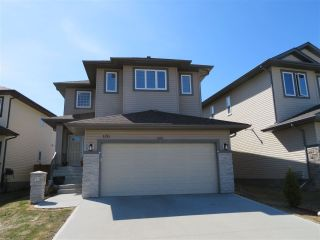 Main Photo: 170 ALBANY Drive in Edmonton: Zone 27 House for sale : MLS®# E4103338