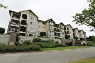 "Main Photo: 416 19673 MEADOW GARDENS Way in Pitt Meadows: South Meadows Condo for sale in ""THE FAIRWAYS"" : MLS®# R2275047"