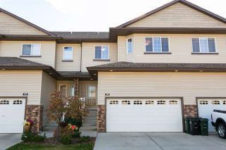 Main Photo: 417 41 SUMMERWOOD Boulevard: Sherwood Park Townhouse for sale : MLS®# E4131806