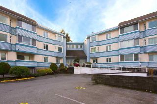 "Main Photo: 311 7175 134 Street in Surrey: West Newton Condo for sale in ""SHERWOOD MANOR"" : MLS®# R2322199"