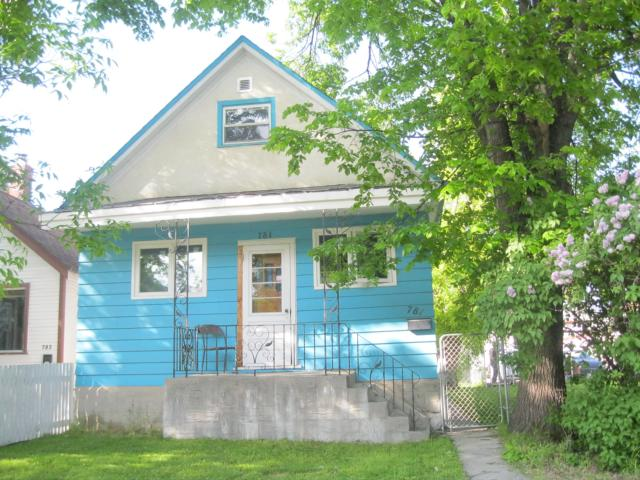 Main Photo: 781 REDWOOD Avenue in WINNIPEG: North End Residential for sale (North West Winnipeg)  : MLS® # 1111193