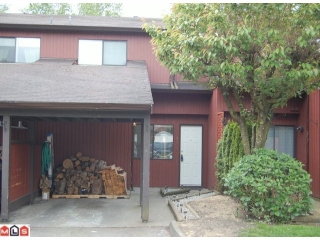 Main Photo: 82 27044 32 Avenue in Aldergrove: Aldergrove Langley Townhouse for sale (Langley)  : MLS(r) # F1012679
