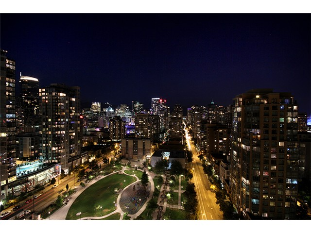 Main Photo: 2202 1225 RICHARDS Street in Vancouver: Downtown VW Condo for sale (Vancouver West)  : MLS® # V971303