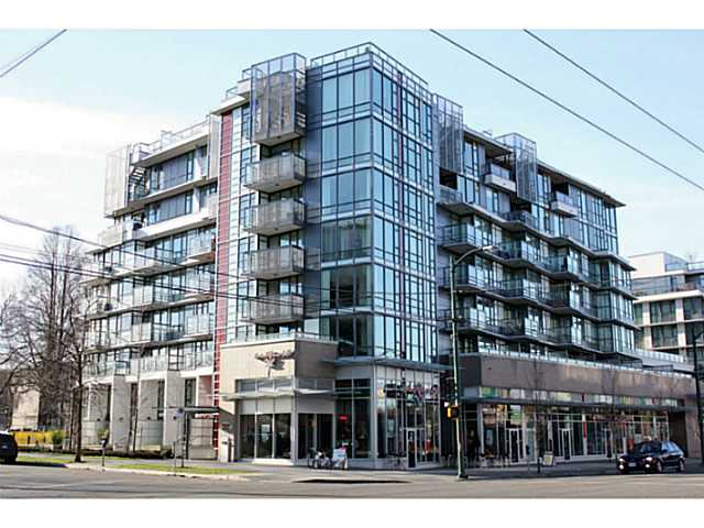 "Main Photo: 506 2507 MAPLE Street in Vancouver: Kitsilano Condo for sale in ""Pinnacle"" (Vancouver West)  : MLS® # V1040179"