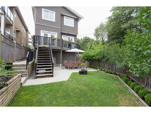 Photo 13: 178 N STRATFORD Avenue in Burnaby: Capitol Hill BN House for sale (Burnaby North)  : MLS® # V1044108