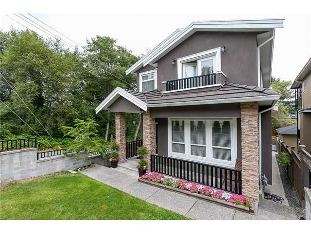 Main Photo: 178 N STRATFORD Avenue in Burnaby: Capitol Hill BN House for sale (Burnaby North)  : MLS® # V1044108