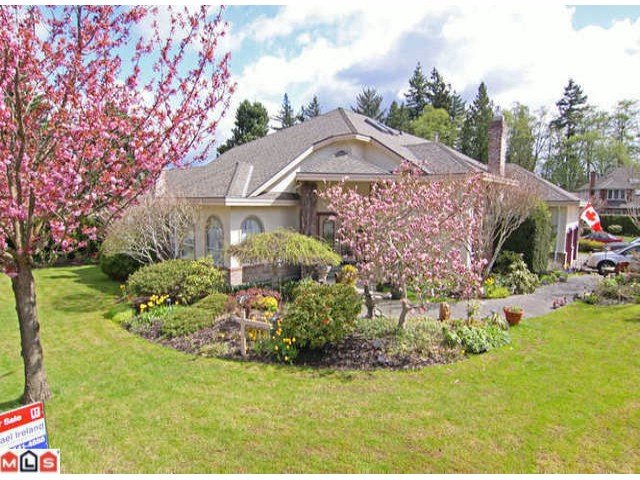 "Main Photo: 3018  141ST ST in Surrey: Elgin Chantrell House for sale in ""ELGIN CHANTRELL"" (South Surrey White Rock)  : MLS® # F1111102"