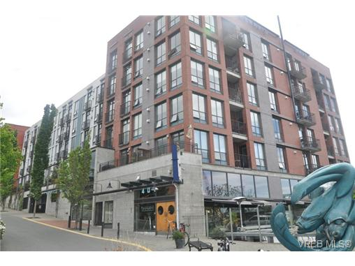 Main Photo: 121 409 Swift Street in VICTORIA: Vi Downtown Condo Apartment for sale (Victoria)  : MLS(r) # 337471