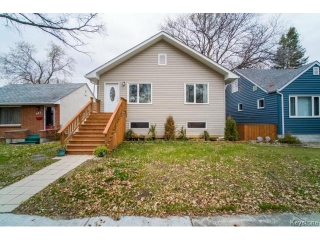 Main Photo: 841 Weatherdon Avenue in WINNIPEG: Fort Rouge / Crescentwood / Riverview Residential for sale (South Winnipeg)  : MLS(r) # 1427115