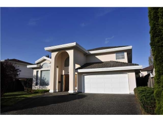 Main Photo: 6431 MARA Crescent in Richmond: Granville House for sale : MLS® # V1114881