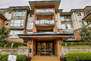 "Main Photo: 309 1150 KENSAL Place in Coquitlam: New Horizons Condo for sale in ""THOMAS HOUSE"" : MLS® # R2018633"