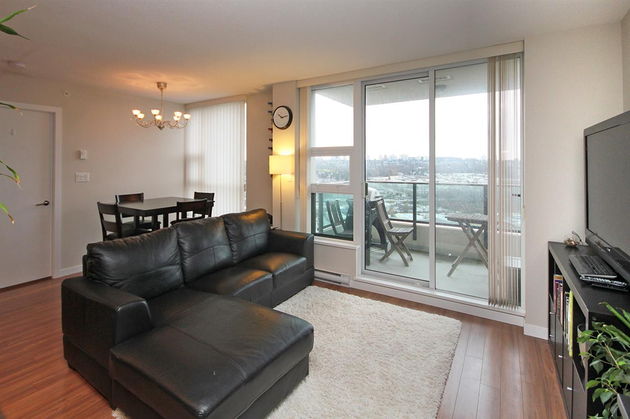 "Photo 12: 2502 2232 DOUGLAS Road in Burnaby: Brentwood Park Condo for sale in ""AFFINITY"" (Burnaby North)  : MLS® # R2019095"