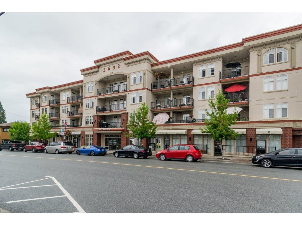 "Main Photo: 411 2632 PAULINE Street in Abbotsford: Central Abbotsford Condo for sale in ""Yale Crossing"" : MLS®# R2095944"