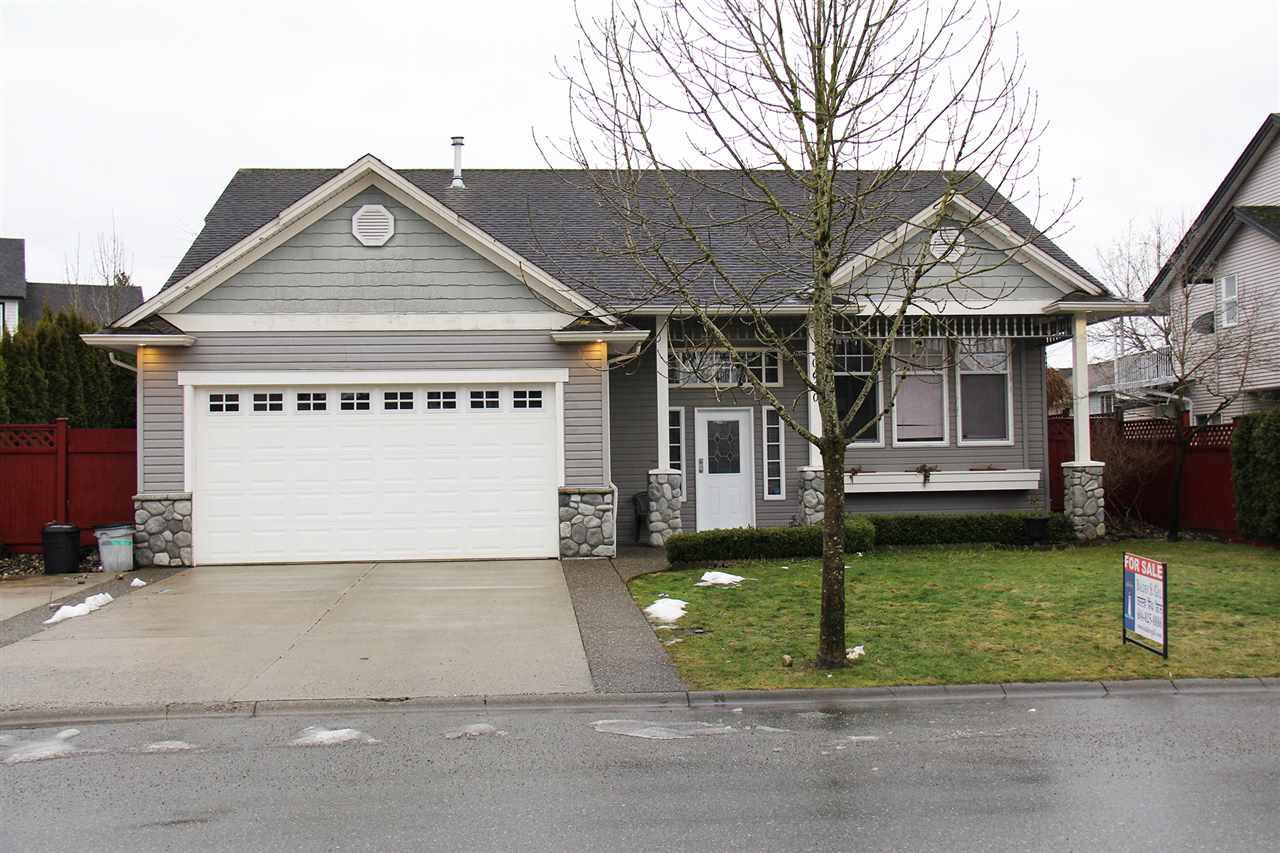 Main Photo: 30630 STEELHEAD Court in Abbotsford: Abbotsford West House for sale : MLS®# R2132722