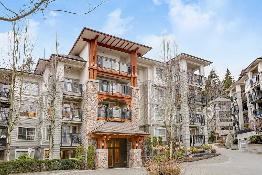 "Main Photo: 305 2958 SILVER SPRINGS Boulevard in Coquitlam: Westwood Plateau Condo for sale in ""TAMARISK"" : MLS® # R2140612"
