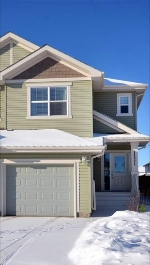 Main Photo: 18024 85 Street in Edmonton: Zone 28 House Half Duplex for sale : MLS(r) # E4052199