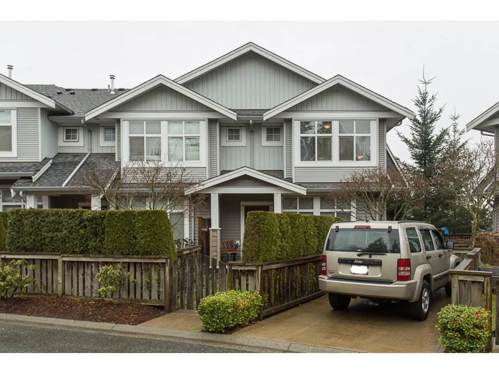 "Main Photo: 93 20449 66TH Avenue in Langley: Willoughby Heights Townhouse for sale in ""Natures Landing"" : MLS® # R2143114"