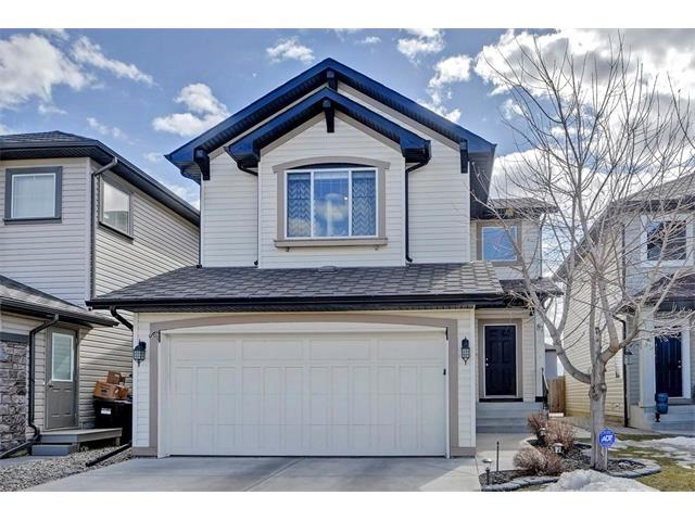 Main Photo: 87 BRIGHTONDALE Crescent SE in Calgary: New Brighton House for sale : MLS® # C4107640