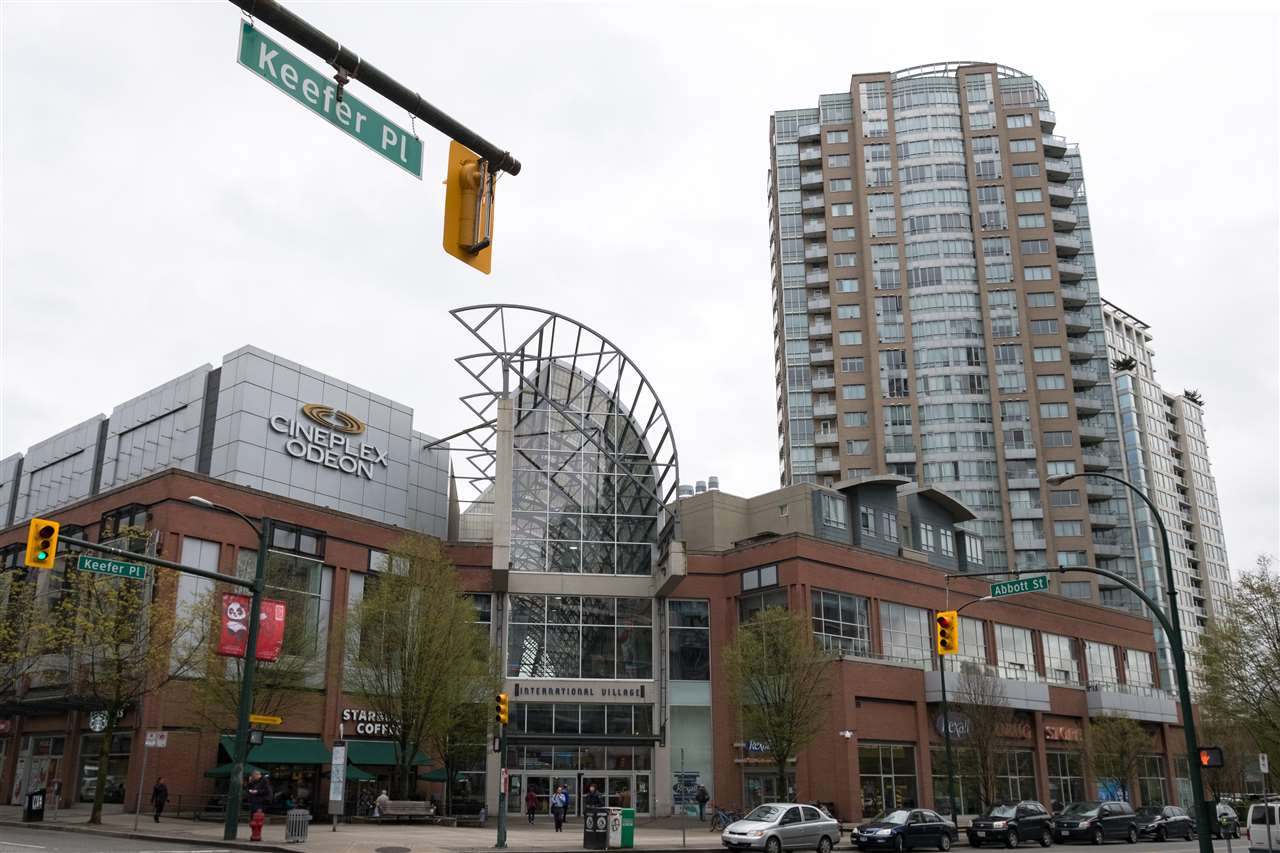 Photo 18: 703 633 ABBOTT STREET in Vancouver: Downtown VW Condo for sale (Vancouver West)  : MLS® # R2155830