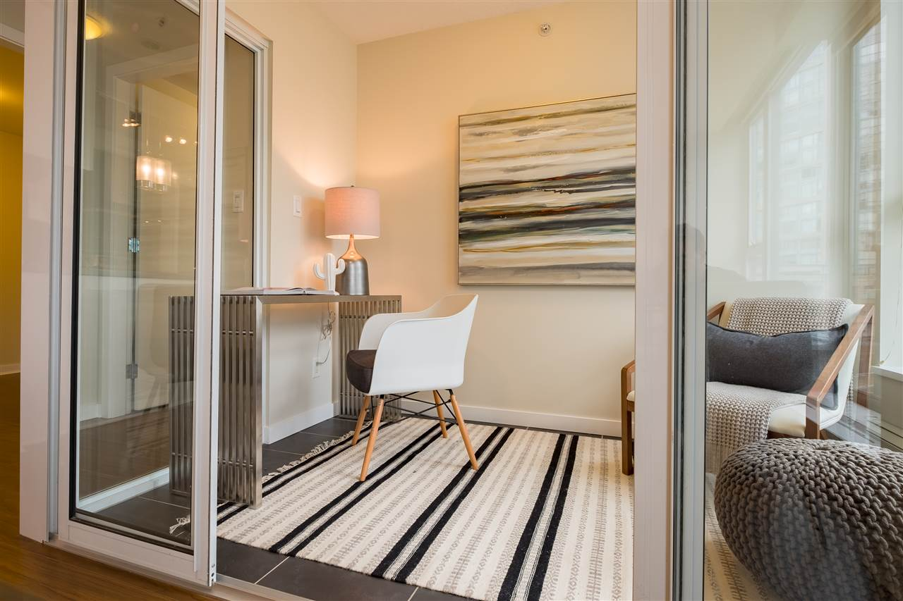 Photo 5: 703 633 ABBOTT STREET in Vancouver: Downtown VW Condo for sale (Vancouver West)  : MLS® # R2155830