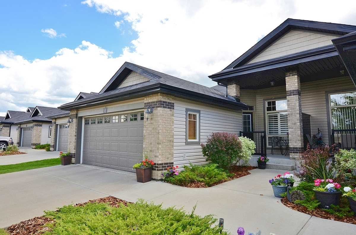 Main Photo: 43 276 Cranford Drive: Sherwood Park House Half Duplex for sale : MLS(r) # E4070521