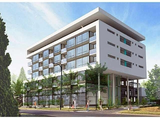 "Main Photo: 410 6311 CAMBIE Street in Vancouver: Oakridge VW Condo for sale in ""PRELUDE"" (Vancouver West)  : MLS(r) # R2182168"