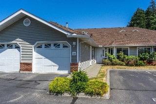 "Main Photo: 69 1973 WINFIELD Drive in Abbotsford: Abbotsford East Townhouse for sale in ""BELMONT RIDGE"" : MLS® # R2192576"