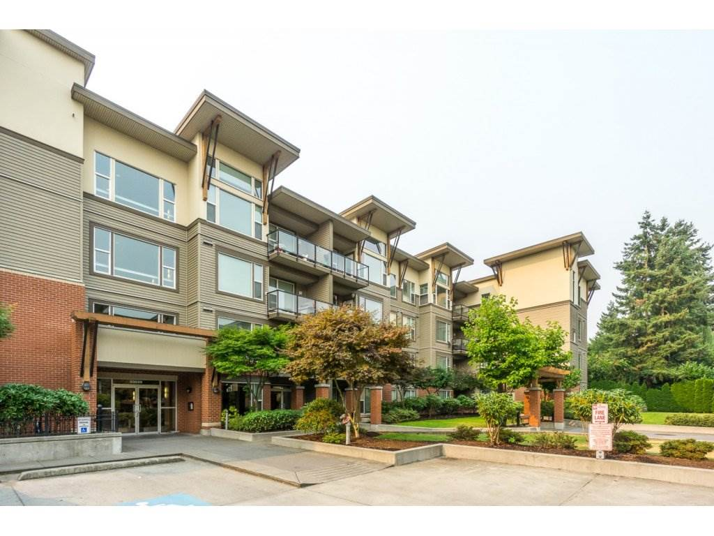 Main Photo: 314 33539 HOLLAND Avenue in Abbotsford: Central Abbotsford Condo for sale : MLS®# R2193523