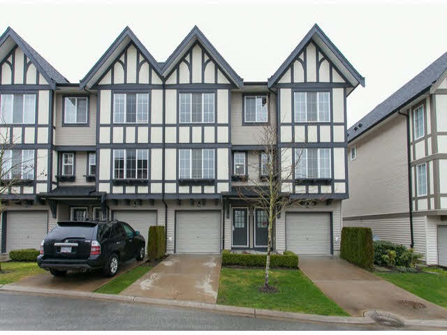 "Main Photo: 154 20875 80 Avenue in Langley: Willoughby Heights Townhouse for sale in ""PEPPERWOOD"" : MLS® # R2204855"