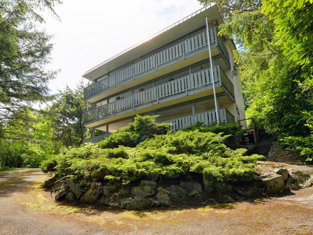Main Photo: A & B 3302 Haida Drive in VICTORIA: Co Triangle Revenue Triplex for sale (Colwood)  : MLS® # 383855