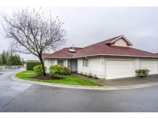 "Main Photo: 51 31406 UPPER MACLURE Road in Abbotsford: Abbotsford West Townhouse for sale in ""Estates of Ellwood"" : MLS® # R2224670"