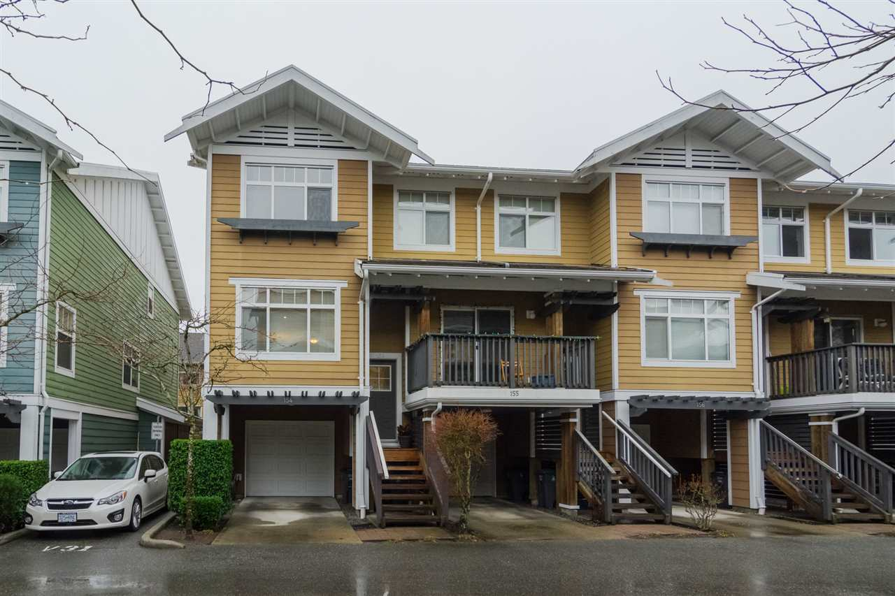 "Main Photo: 154 15236 36 Avenue in Surrey: Morgan Creek Townhouse for sale in ""SUNDANCE"" (South Surrey White Rock)  : MLS® # R2230604"