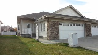 Main Photo: 8 17603 99 Street NW in Edmonton: Zone 27 House Half Duplex for sale : MLS® # E4092893