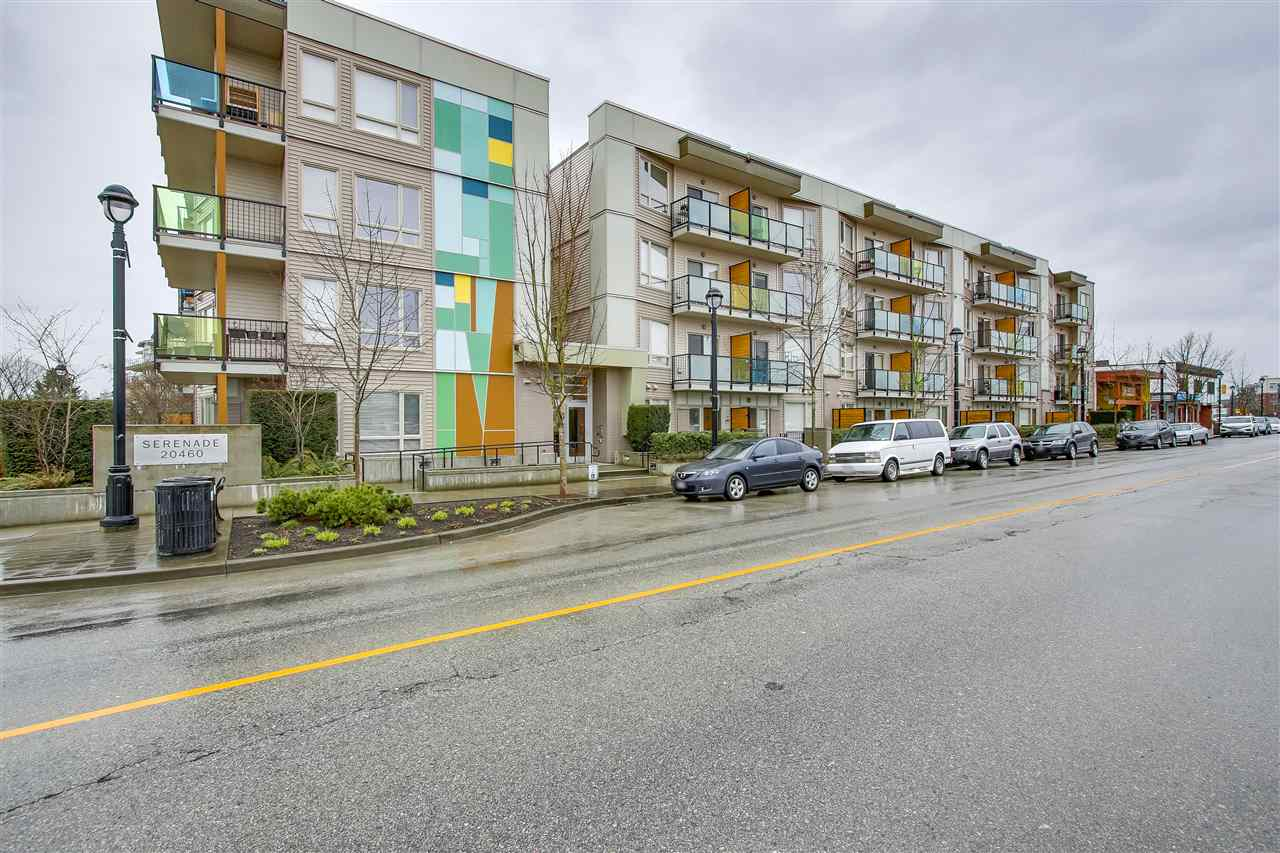 "Main Photo: 416 20460 DOUGLAS Crescent in Langley: Langley City Condo for sale in ""Serenade"" : MLS® # R2246483"