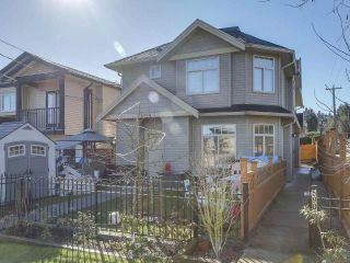 Main Photo: 5908 WOODSWORTH Street in Burnaby: Central BN House 1/2 Duplex for sale (Burnaby North)  : MLS®# R2248530