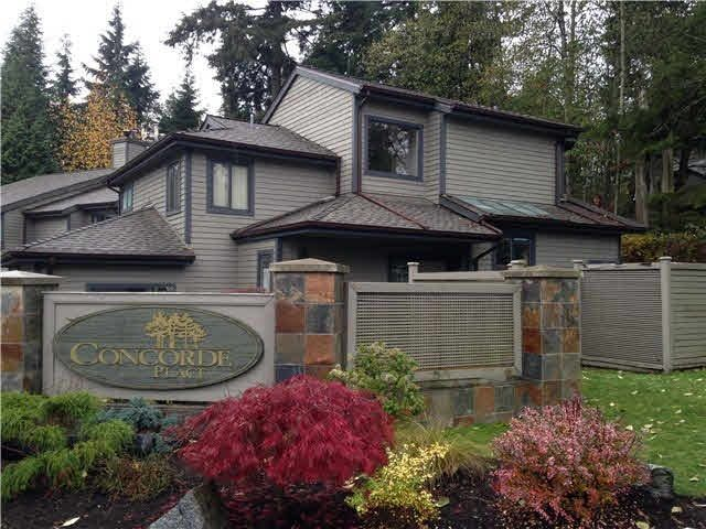 "Main Photo: 1753 RUFUS DRIVE in North Vancouver: Westlynn Townhouse for sale in ""Concorde Place"" : MLS®# R2249513"