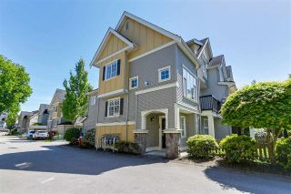 "Main Photo: 38 7171 STEVESTON Highway in Richmond: Broadmoor Townhouse for sale in ""CASSIS"" : MLS®# R2268756"