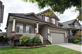 "Main Photo: 19826 SILVERTHORNE Place in Pitt Meadows: South Meadows House for sale in ""BONSON LANDING"" : MLS®# R2287550"