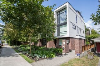 Main Photo: 1883 W 2ND Avenue in Vancouver: Kitsilano Townhouse for sale (Vancouver West)  : MLS®# R2294786
