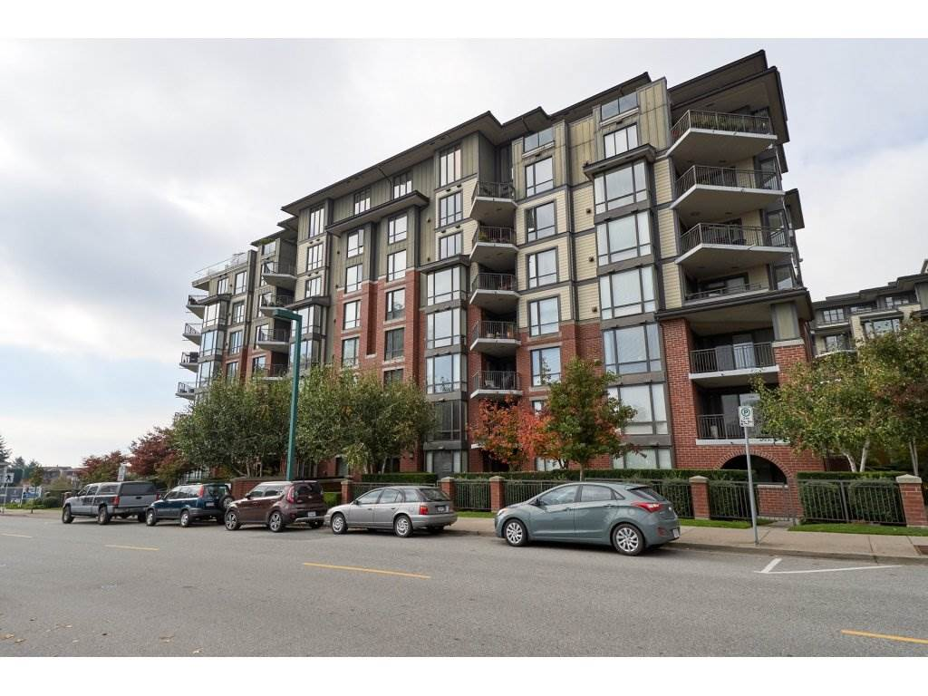 "Main Photo: 601 1551 FOSTER Street: White Rock Condo for sale in ""Sussex House"" (South Surrey White Rock)  : MLS®# R2312968"