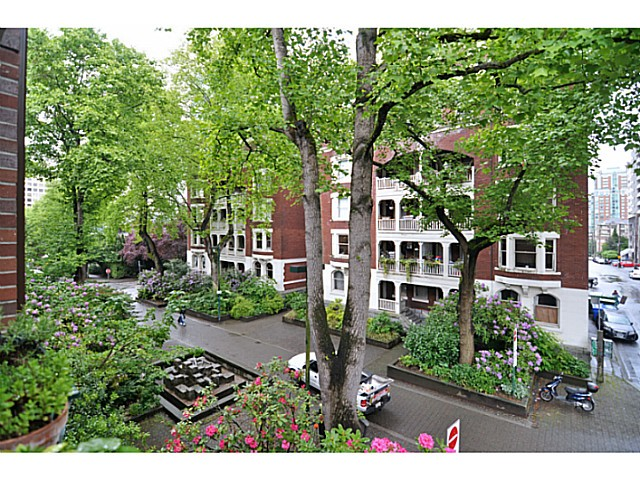 Main Photo: # 312 1230 HARO ST in Vancouver: West End VW Condo for sale (Vancouver West)  : MLS® # V1008580