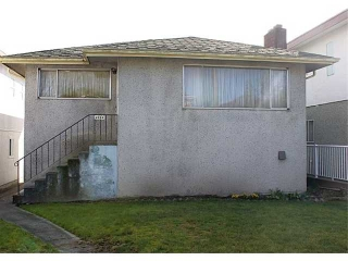 "Main Photo: 4864 INVERNESS Street in Vancouver: Knight House for sale in ""Knight"" (Vancouver East)  : MLS(r) # V1053162"