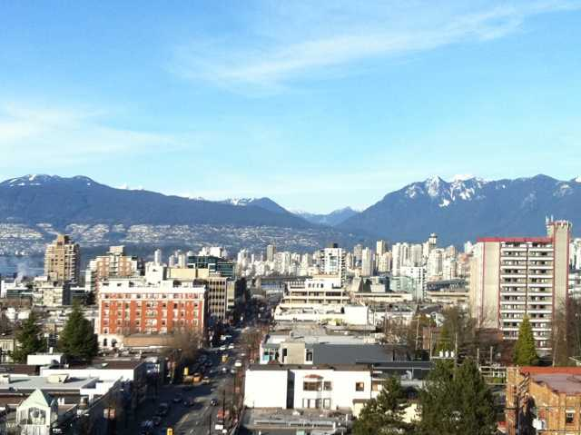 "Photo 16: 316 1445 MARPOLE Avenue in Vancouver: Fairview VW Condo for sale in ""Hycroft Towers"" (Vancouver West)  : MLS(r) # V1055467"