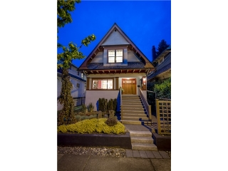 "Main Photo: 1233 VICTORIA Drive in Vancouver: Grandview VE House for sale in ""COMMERCIAL DRIVE"" (Vancouver East)  : MLS® # V1065231"