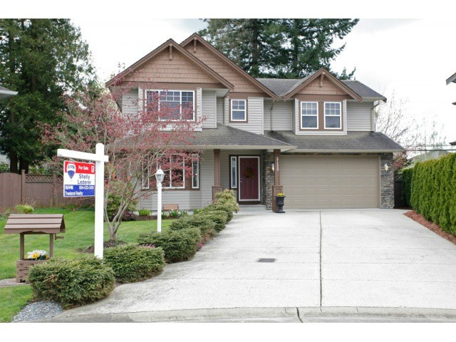 "Main Photo: 27220 27A Avenue in Langley: Aldergrove Langley House for sale in ""Shortreed"" : MLS® # F1436701"