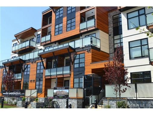 Main Photo: 415 4000 Shelbourne Street in VICTORIA: SE Mt Doug Condo Apartment for sale (Saanich East)  : MLS(r) # 353623