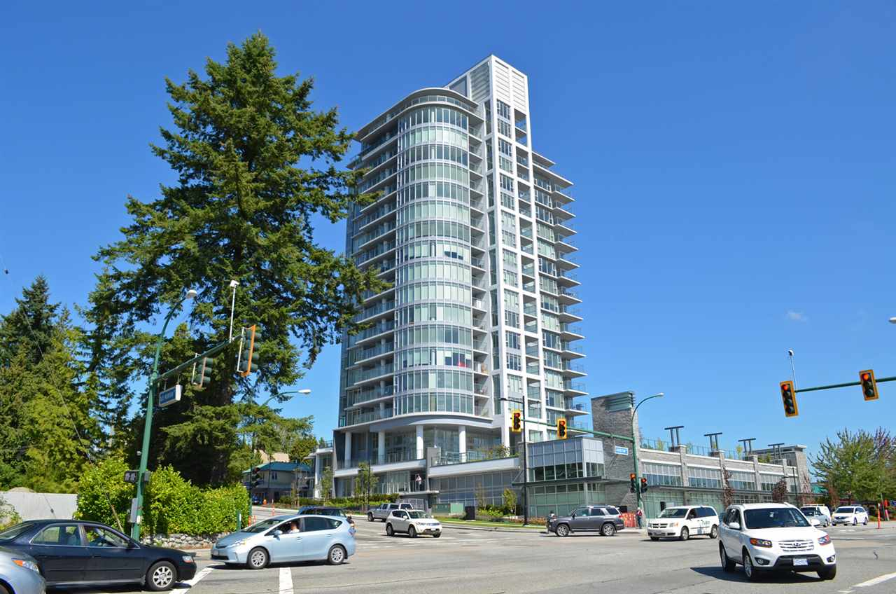 "Main Photo: 1302 958 RIDGEWAY Avenue in Coquitlam: Central Coquitlam Condo for sale in ""THE AUSTIN"" : MLS® # R2012795"